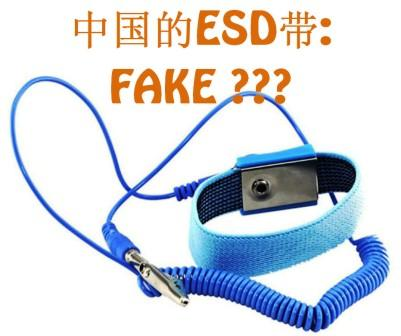 Cheap Chinese ESD Straps on Ebay are NOT All Fake!